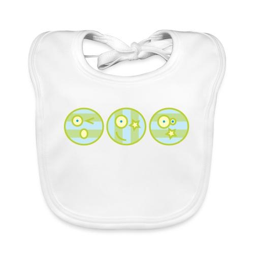 Smile multi4 - Bio-slabbetje voor baby's