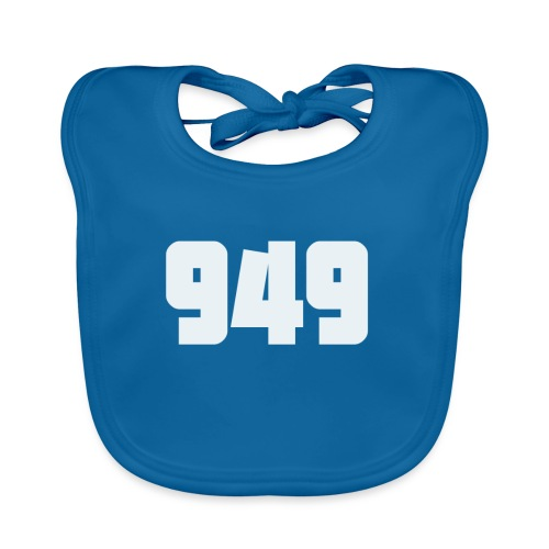 949withe - Baby Bio-Lätzchen