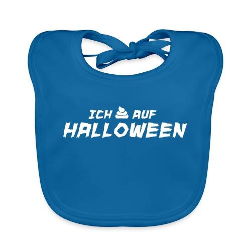 Anti Halloween Shirt Halloween Hasser Geschenk - Baby Bio-Lätzchen