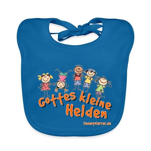 Gottes kleine Helden - Baby Bio-Lätzchen