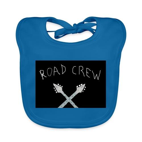 Road_Crew_Guitars_Crossed - Organic Baby Bibs
