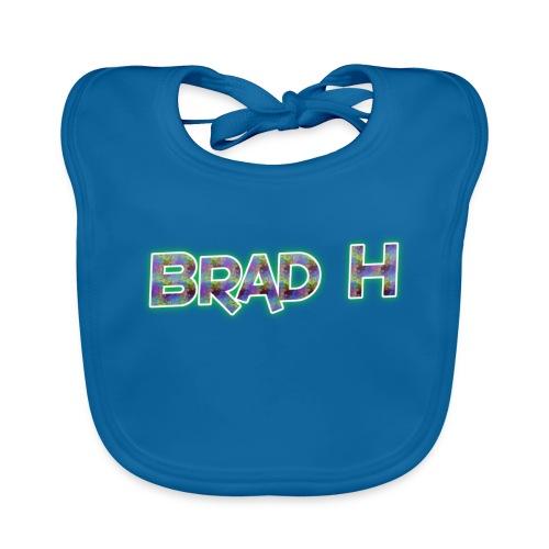Official Brad H Logo - Organic Baby Bibs