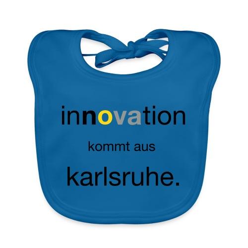 Innovation aus Karlsruhe - Baby Bio-Lätzchen