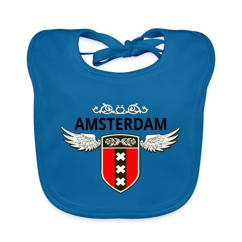 Amsterdam Netherlands - Baby Bio-Lätzchen