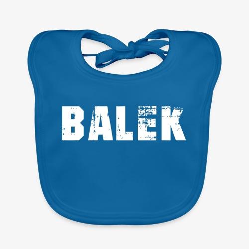 BALEK - Bavoir bio Bébé