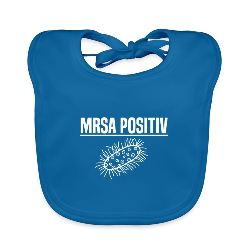 MRSA Positiv - Baby Bio-Lätzchen