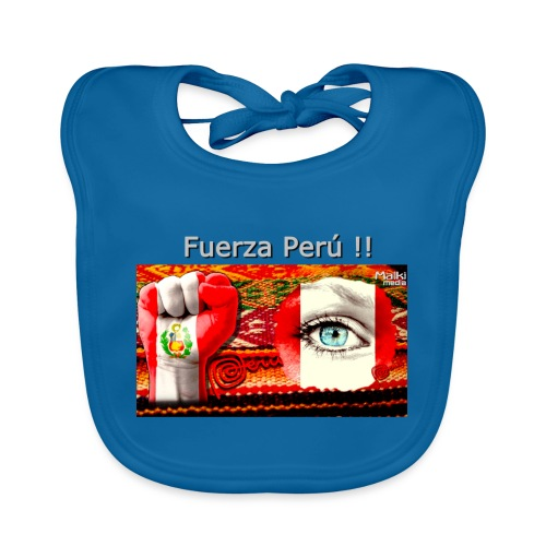Telar Fuerza Peru I - Bavoir bio Bébé