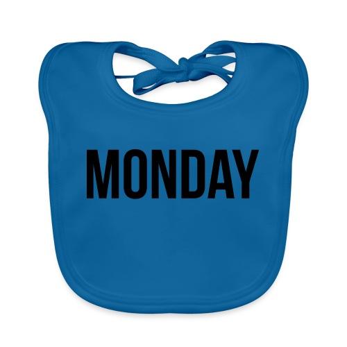 Monday - Baby Organic Bib
