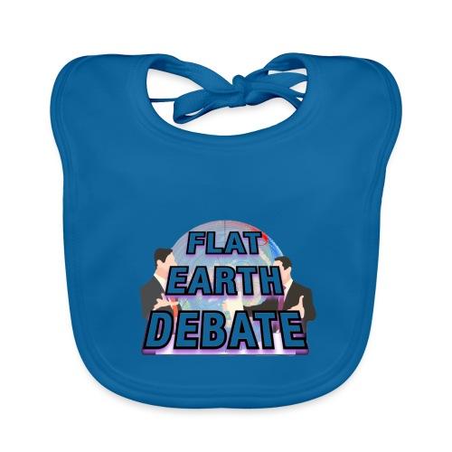 Flat Earth Debate - Baby Organic Bib