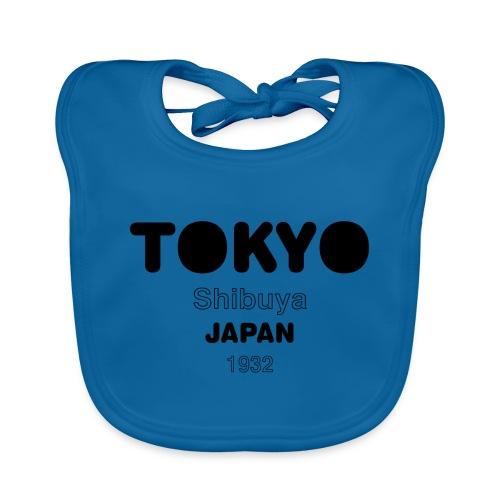 Tokyo JAPAN - Bavoir bio Bébé