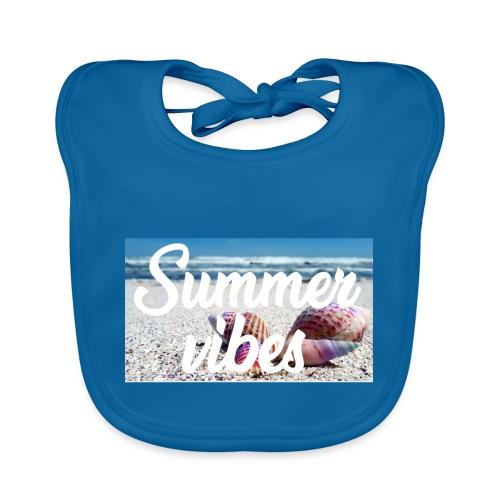 Summervibes - Baby Bio-Lätzchen