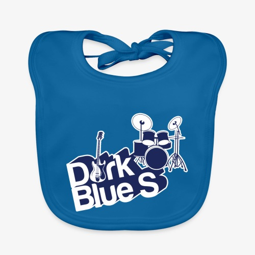 DarkBlueS outline gif - Organic Baby Bibs