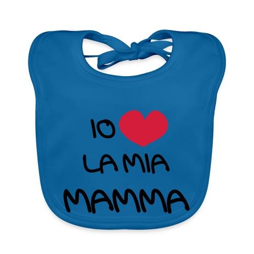 Io Amo La Mia Mamma - Bavaglino