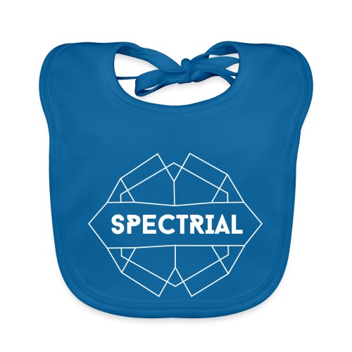 Spectrial_white - Bio-slabbetje voor baby's