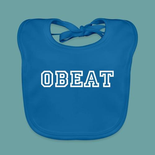 OBeat woord - Bio-slabbetje voor baby's