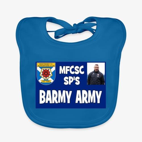 Barmy Army - Organic Baby Bibs
