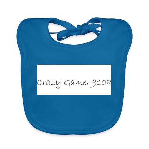 Crazy Gamer 9108 new merch - Organic Baby Bibs