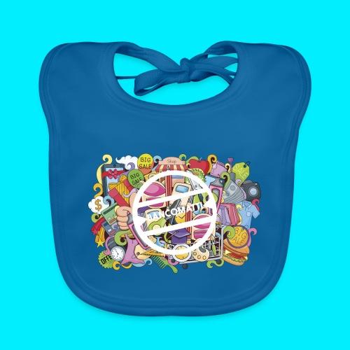 maglia logo doodle - Bavaglino ecologico per neonato