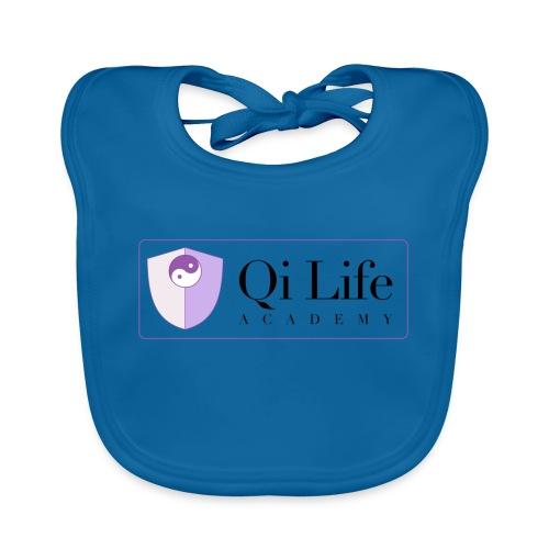 Qi Life Academy Promo Gear - Organic Baby Bibs