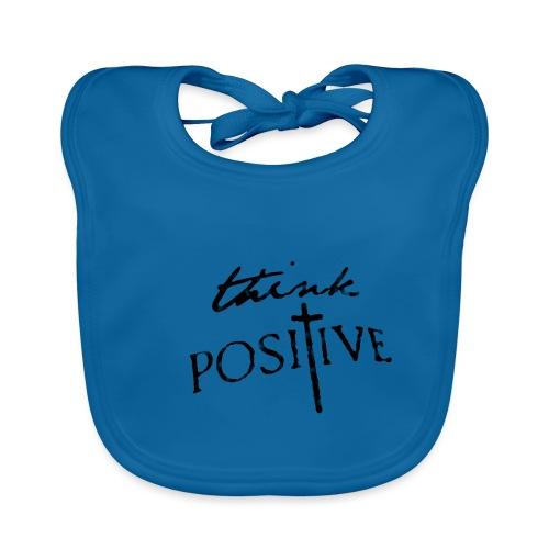 Think Positive - Bavoir bio Bébé