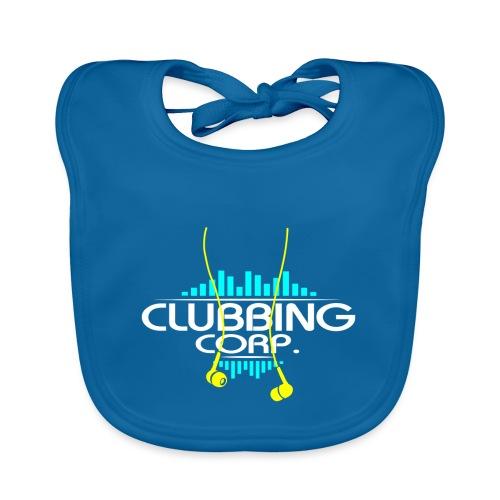Clubbing Corp. by Florian VIRIOT - Bavoir bio Bébé