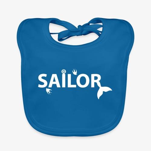 Sailor - Baby Organic Bib