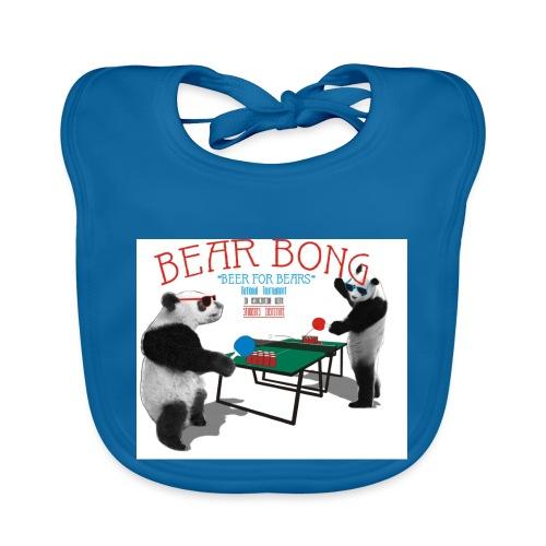 Bear Bong - Vauvan ruokalappu