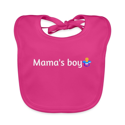 Mama's boy - Organic Baby Bibs