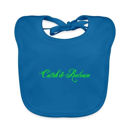 Catch N Release Neon Green - Bavoir bio Bébé