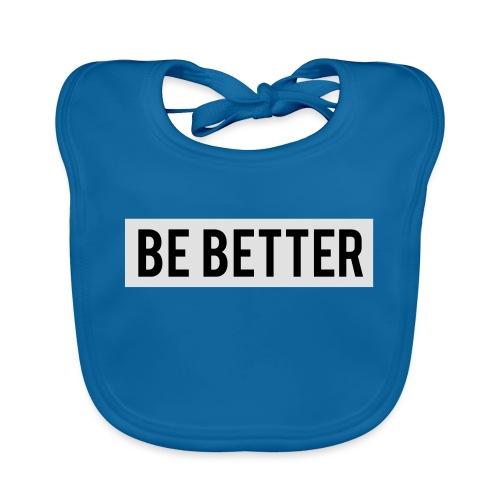 Be Better - Organic Baby Bibs