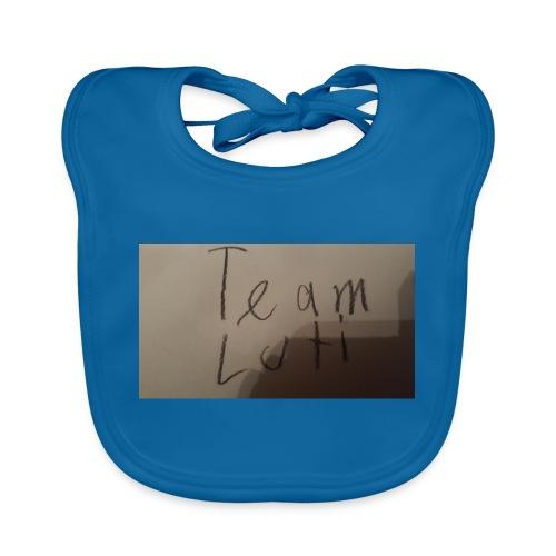 Team Luti - Baby Bio-Lätzchen
