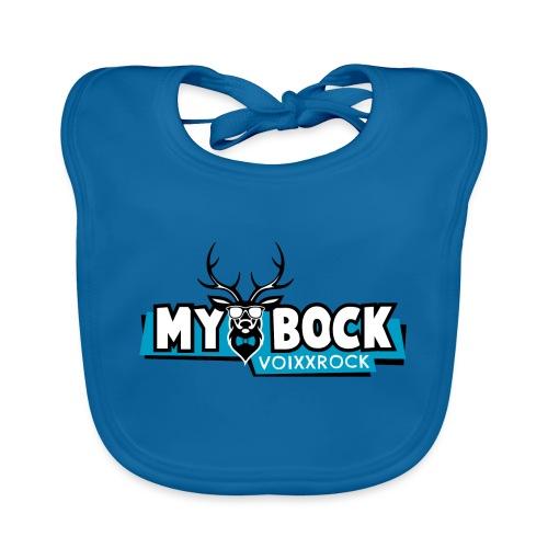 MYBOCK Logo - Baby Bio-Lätzchen