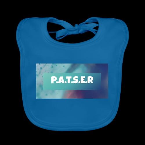 patser - Bio-slabbetje voor baby's