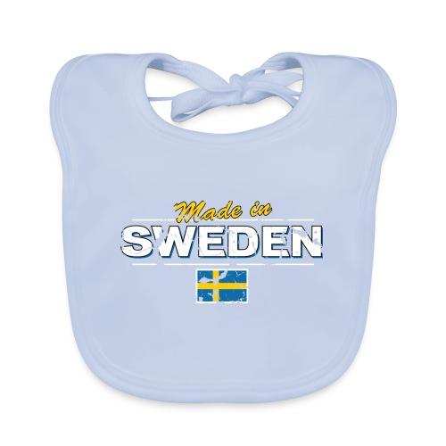 MADE IN SWEDEN - Baby Organic Bib