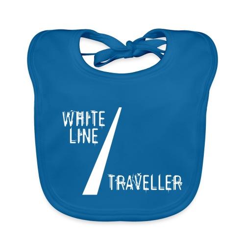 white line traveller - Bio-slabbetje voor baby's
