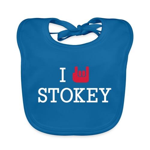 I Rock Stokey - Organic Baby Bibs