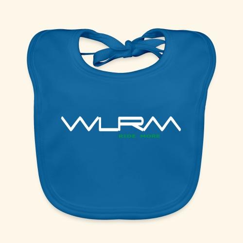 WLRM Schriftzug white png - Baby Bio-Lätzchen