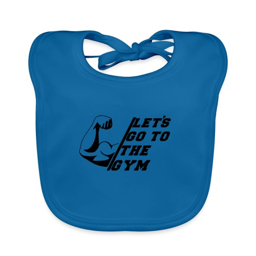 gym - Bio-slabbetje voor baby's