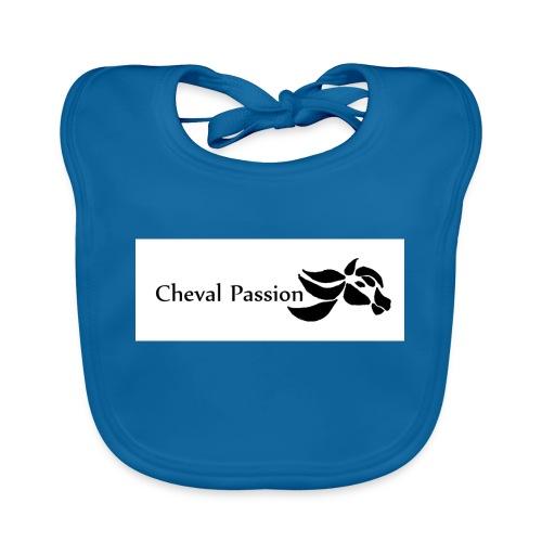CHEVAL passion - Bavoir bio Bébé