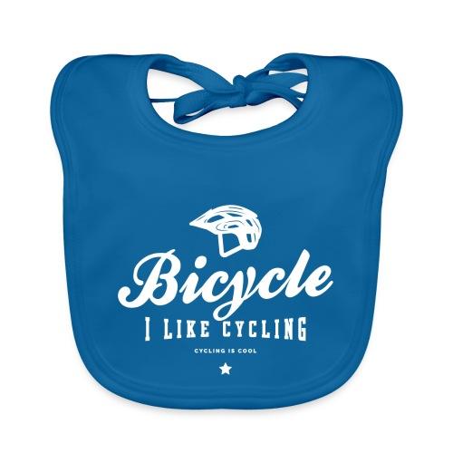 bicycle - Ekologiczny śliniaczek