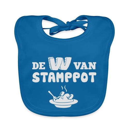 De W van Stamppot - Bio-slabbetje voor baby's
