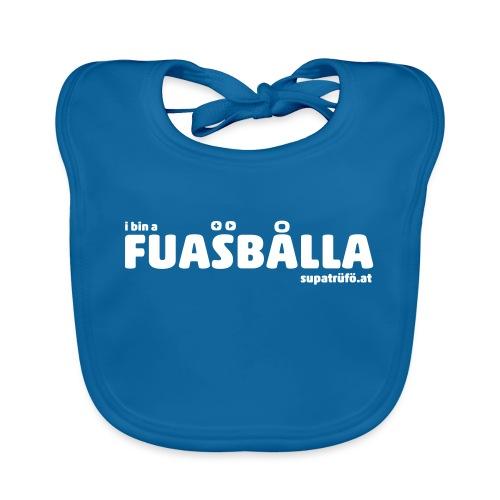supatrüfö fuasballa - Baby Bio-Lätzchen