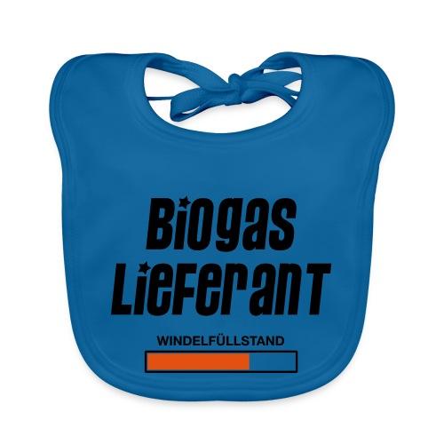 BIOGASLIEFERANT 01 - Baby Bio-Lätzchen