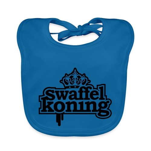 SwaffelKoning - Bio-slabbetje voor baby's