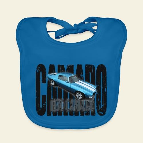 70 Camaro - Baby økologisk hagesmæk