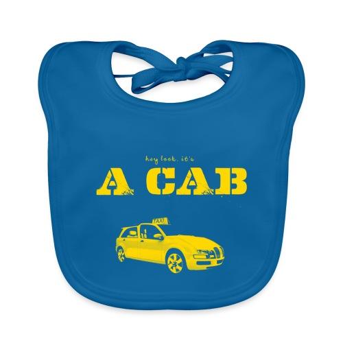Hey Look It's A CAB - Baby Bio-Lätzchen