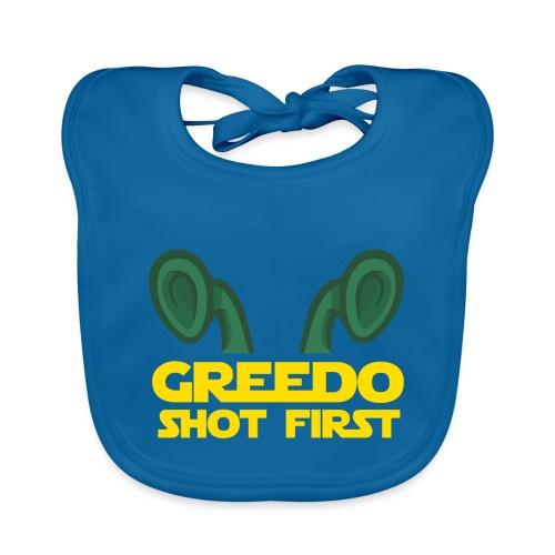 GreedoShotFirst 02 - Bio-slabbetje voor baby's