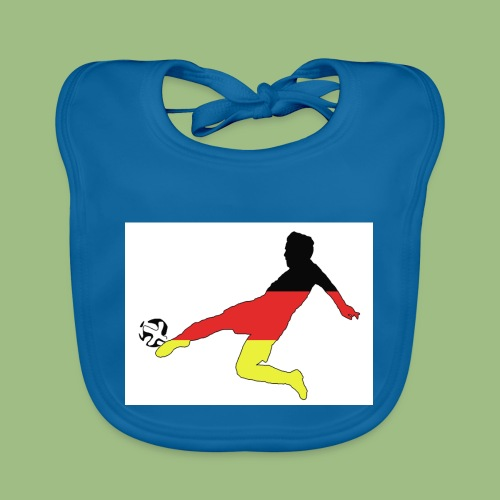 Mario Götze. Germany World Cup Winners - Ekologisk babyhaklapp
