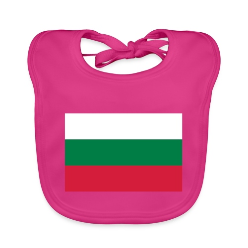 Bulgaria - Bio-slabbetje voor baby's