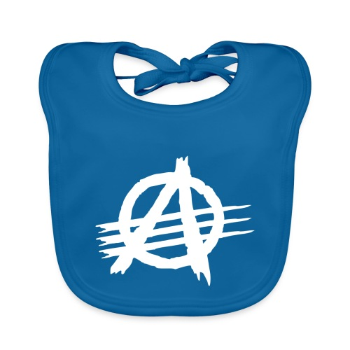 AGaiNST ALL AuTHoRiTieS - Baby Organic Bib